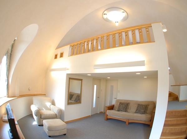 314 Sq Ft Styrodome Tiny Dome Homes