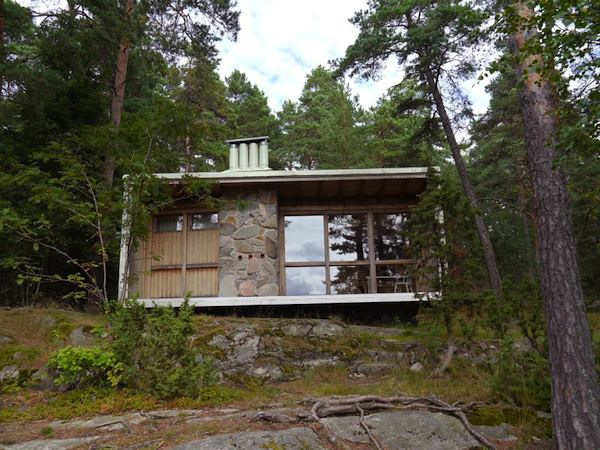 Simple Living as a Family in a 215 Sq Ft Tiny Cabin
