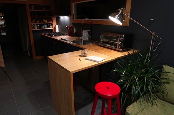430 Sq. Ft. Tiny House on Wheels (The Hermstead)