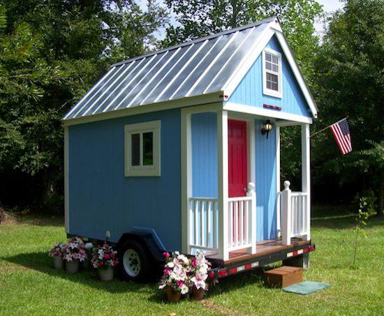 The Plain Jane Tiny House