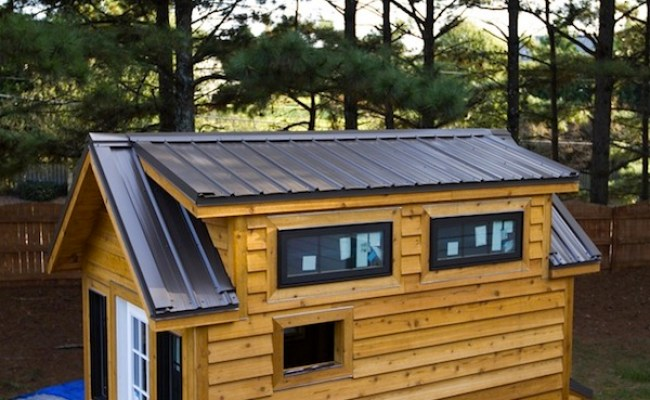 Tiny Home Builders Workshop Alpharetta Georgia
