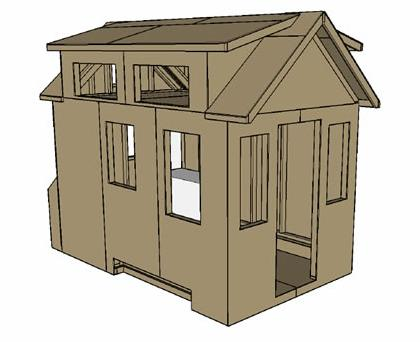 Tiny House Plans And Construction Book Sale With Dan Louche House