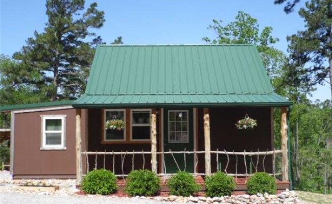 416 Sq Ft Whimsical Tiny Home On 2 79 Acres For Sale