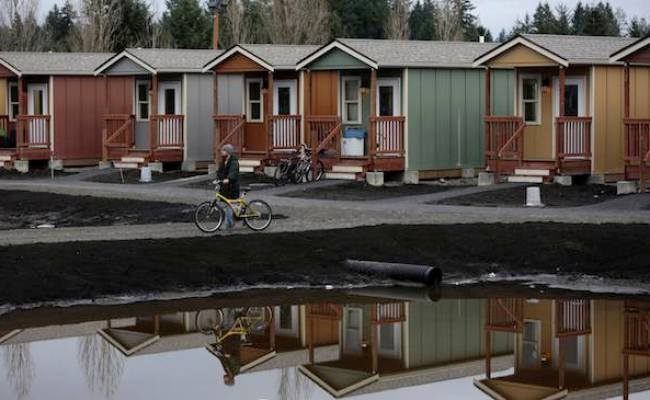 More Tiny Homes For The Homeless Now In Seattle