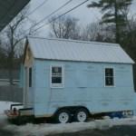 Tiny House Before Siding