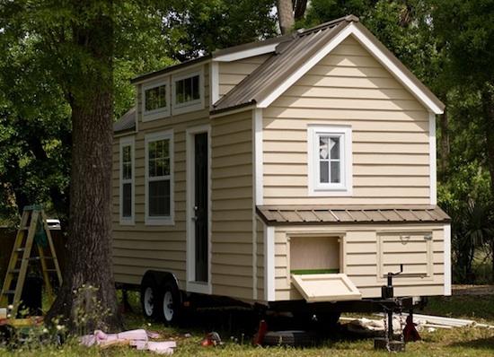 Dan Louche's Tiny House