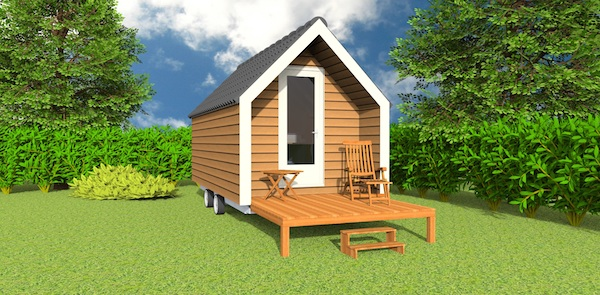 Tiny House Design for Campgrounds