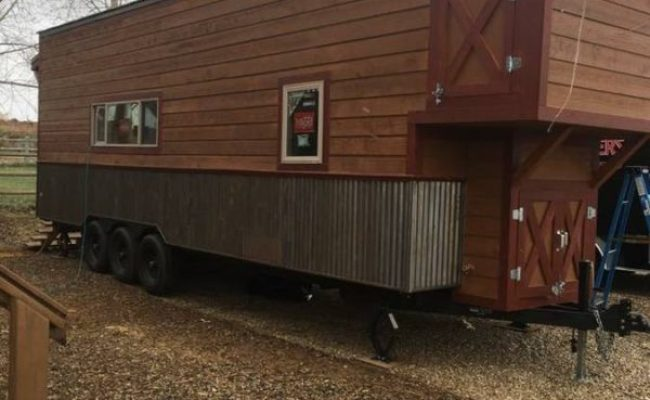 28 Ft Tiny House On Wheels For Sale In Durango Colorado