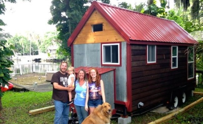 Tiny House Family Looking For Land Near Asheville Nc