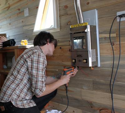 Heating A Tiny House Overnight Leave It On Or Turn It Off