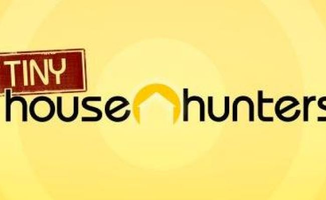 Tiny House Hunters Tv Show On Hgtv Tonight 10 Pm Est Photo