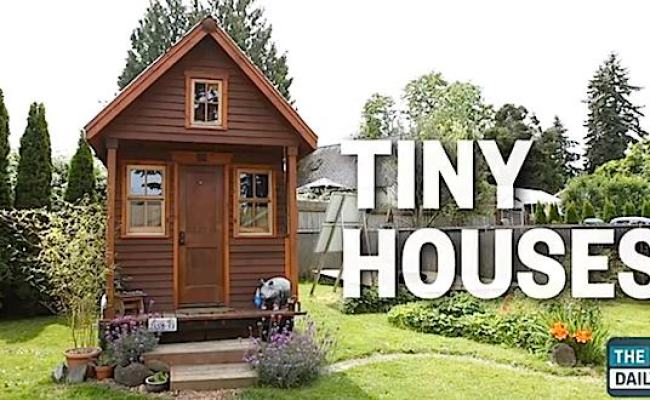 The Tiny House Movement And It S Organic Growth