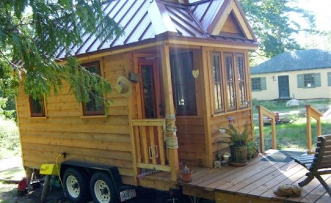Making Your Tiny House Feel Bigger