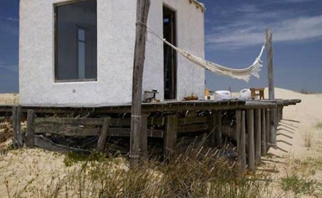 Off Grid Tiny House In Uruguay Living Simply On The Beach