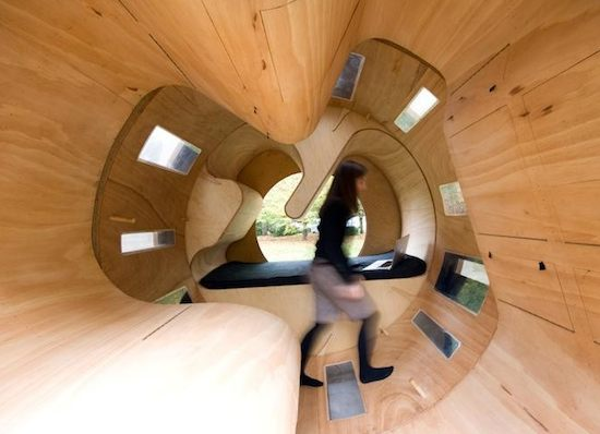 Tiny House That's Flexible and Versatile: Roll It