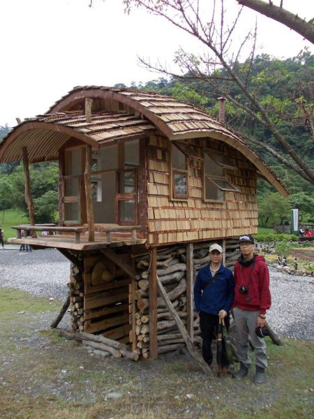 Tiny Houses and Artists