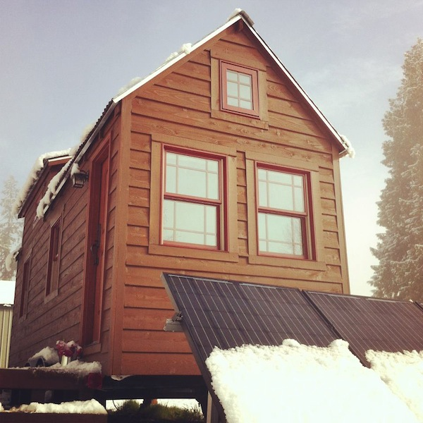 Building Tiny Houses In Michigan