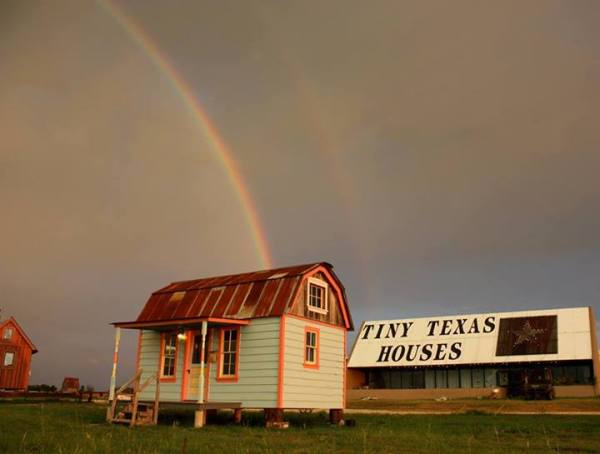 Tiny House Workshops and Events in Texas