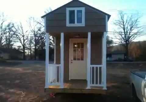 tiny house customs. Tonita Tiny House By Slabtown Customs
