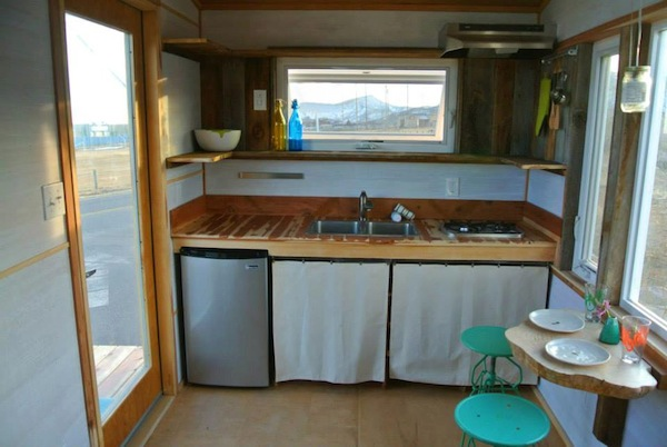 Top 18 Tiny House Kitchens Which Is Your Favorite?