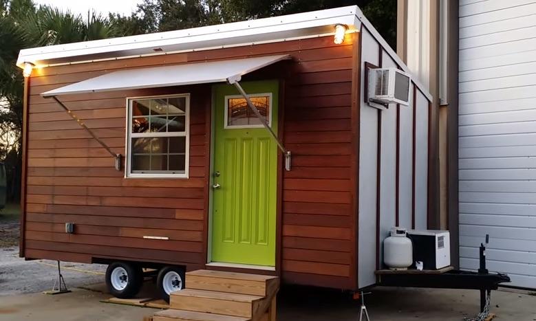 128 Sq Ft Honeymoon Tiny House For Sale