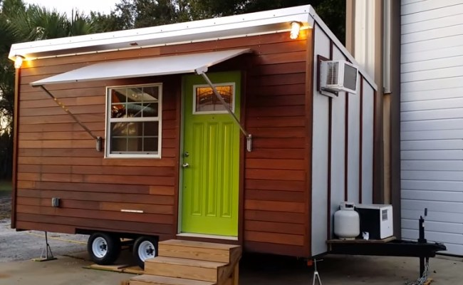 128 Sq Ft Honeymoon Tiny House For Sale