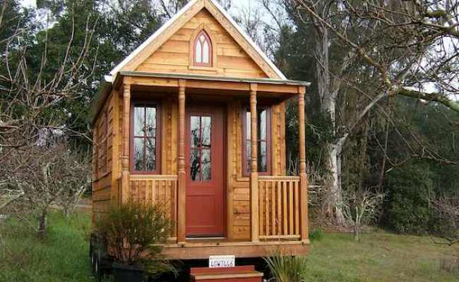 One Of Jay Shafer S Original Tumbleweed Tiny Houses For