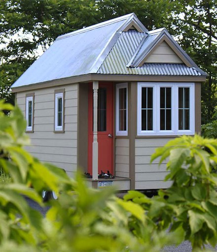 Tumbleweed Tiny House Cottages: Tumbleweed Fencl Tiny House On A Trailer For Sale