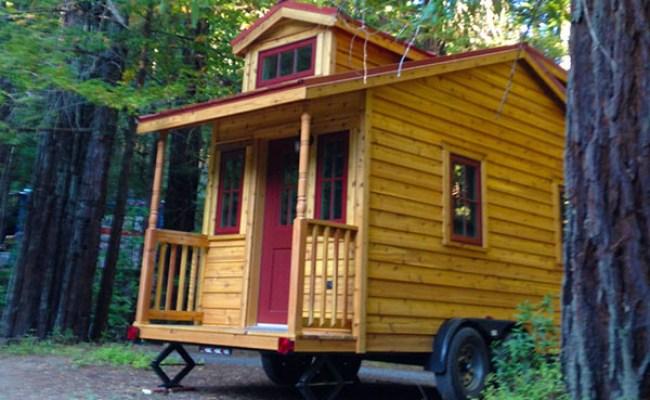 Tumbleweed Linden Tiny House Vacation Rental
