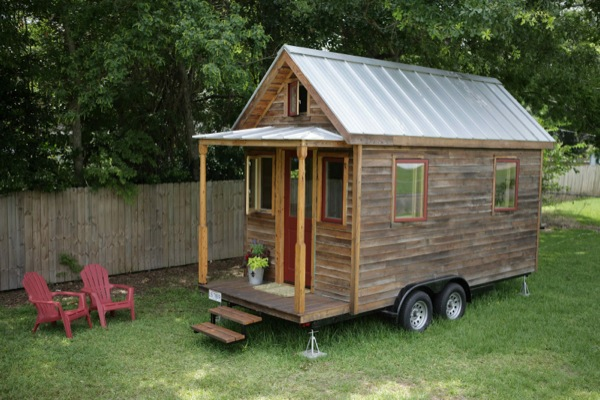 Art's Tumbleweed Walden SIP Tiny House