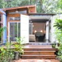 Two Shipping Containers Turned Into A Small House