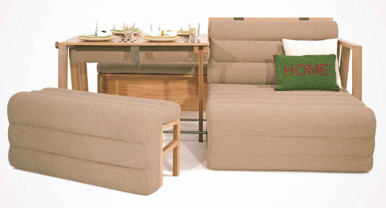 Tiny House Furniture 3MOODS AllInOne Furniture Kit