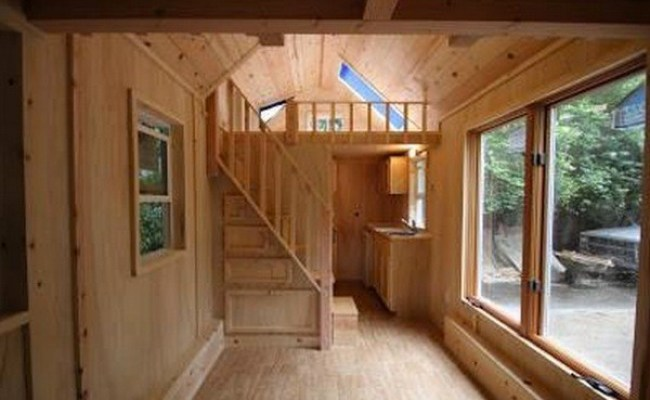 136 Sq Ft Used Molecule Tiny House For Sale