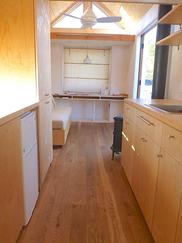 Vina Lustado's Tiny House Interior