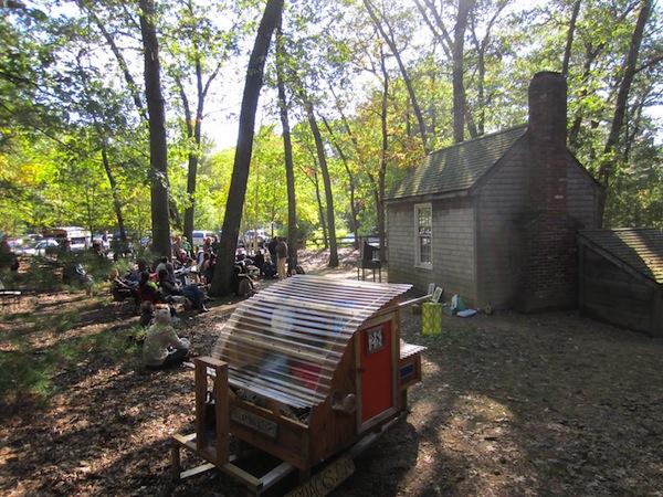 Walden Tiny House and Derek Diedricksen's Micro Cabin