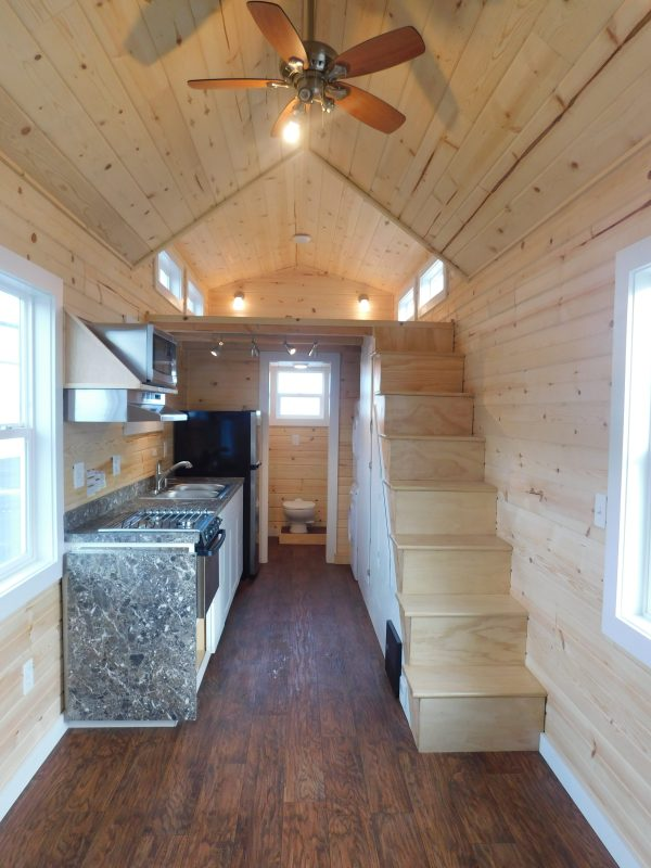 Design Tiny House Check