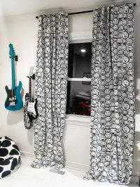 Try it cheaper: PVC Pipe Curtain Rod | tiny kelsie