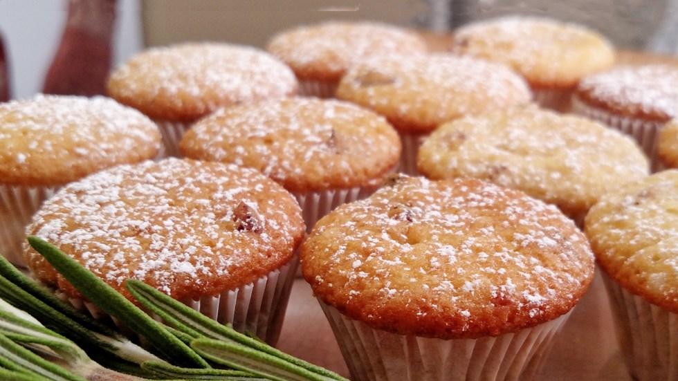 Orange Cranberry Muffins // Tiny Kitchen Big Taste