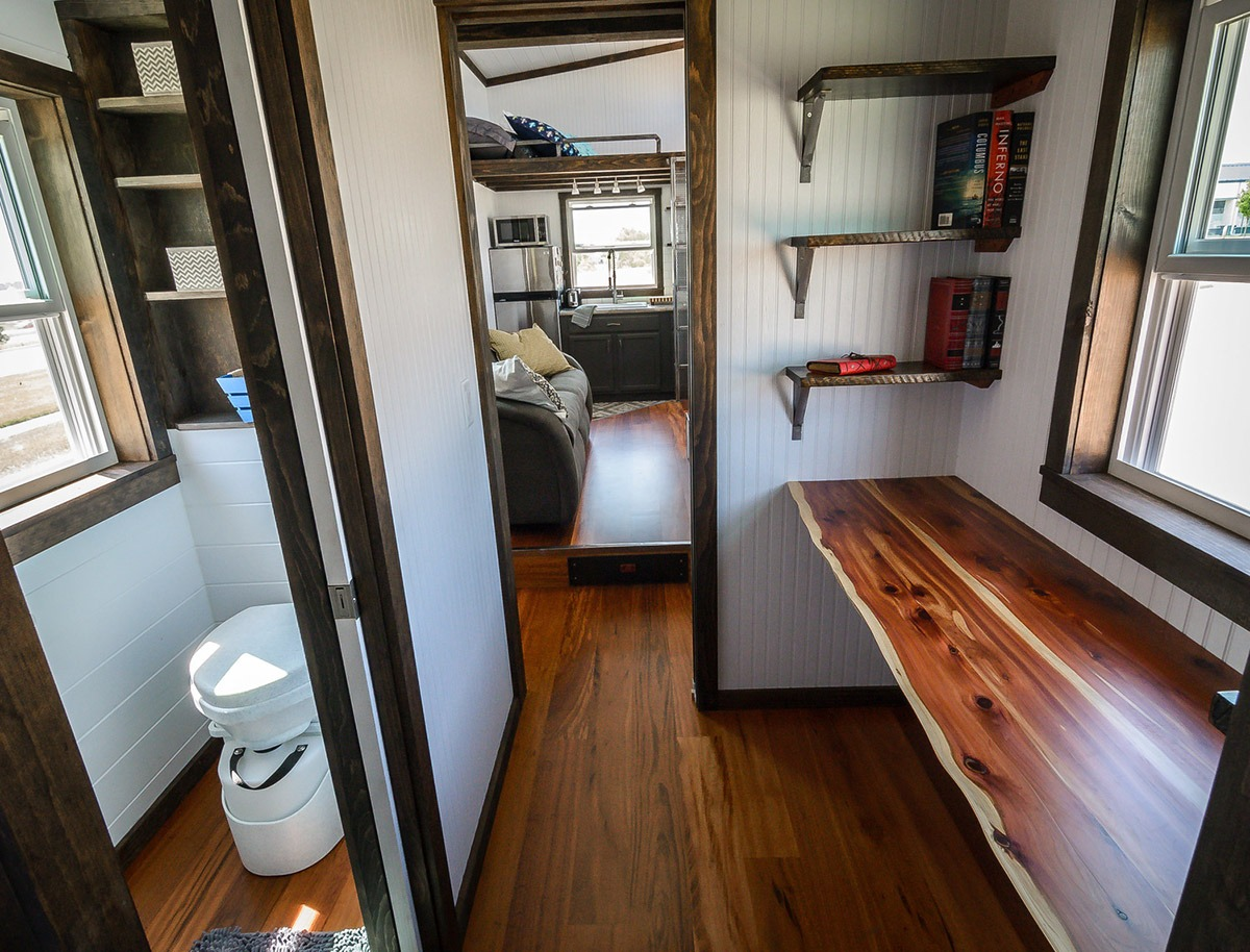 The Triton by Wind River Tiny Homes  Tiny Living