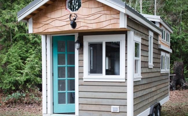 Rewild Tiny House On Wheels Tiny Living