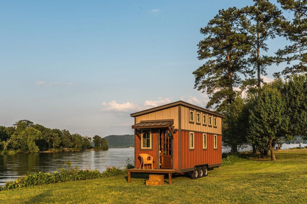 Boxcar by Timbercraft Tiny Homes  Tiny Living