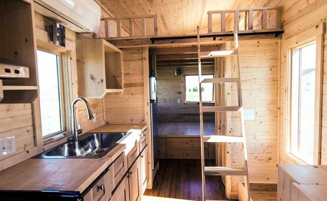 Roanoke By Tumbleweed Tiny House Company Tiny Living