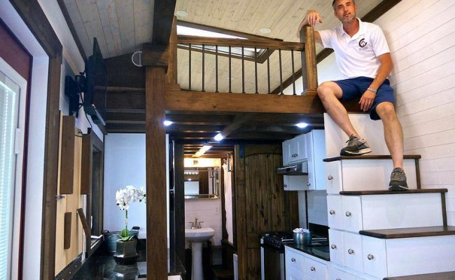 Nooga Blue Sky By Tiny House Chattanooga Tiny Living