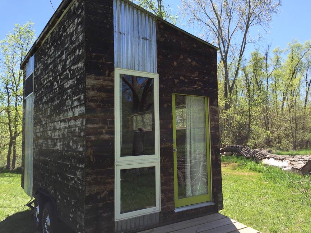 Modern Tiny House in Gretna Nebraska  Tiny Living