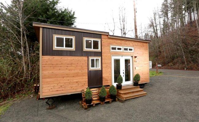 Everett By American Tiny House Tiny Living