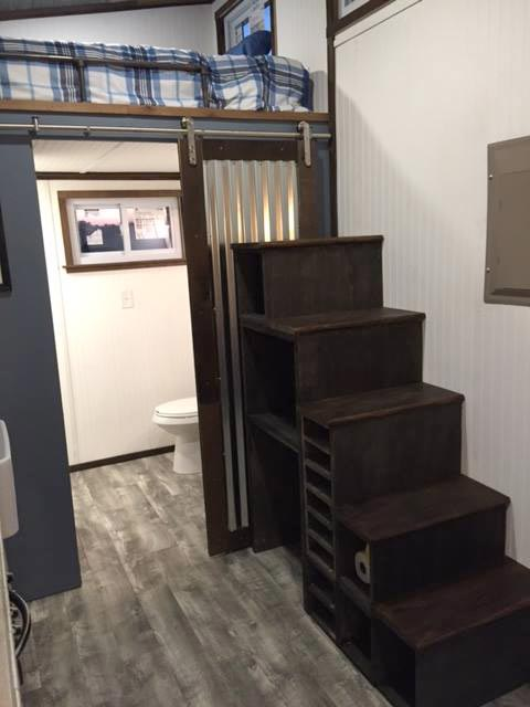 Win This Tiny House by Veterans Community Project  Tiny