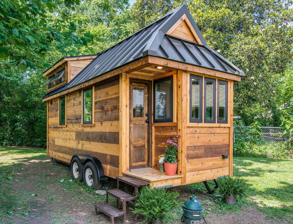 Cedar Mountain by New Frontier Tiny Homes  Tiny Living