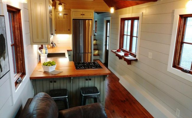 Luxury Farmhouse By Timbercraft Tiny Homes Tiny Living