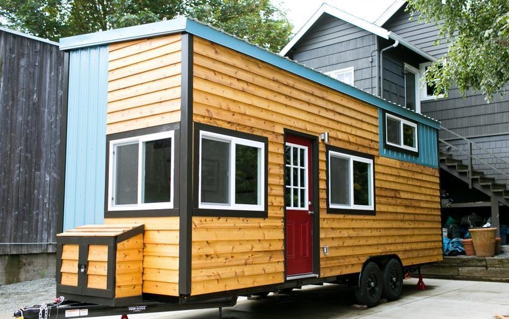Shannon Blacks Tiny House  Tiny Living