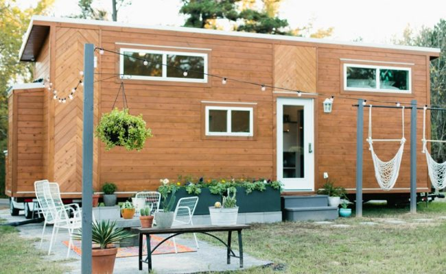Golden By American Tiny House Tiny Living